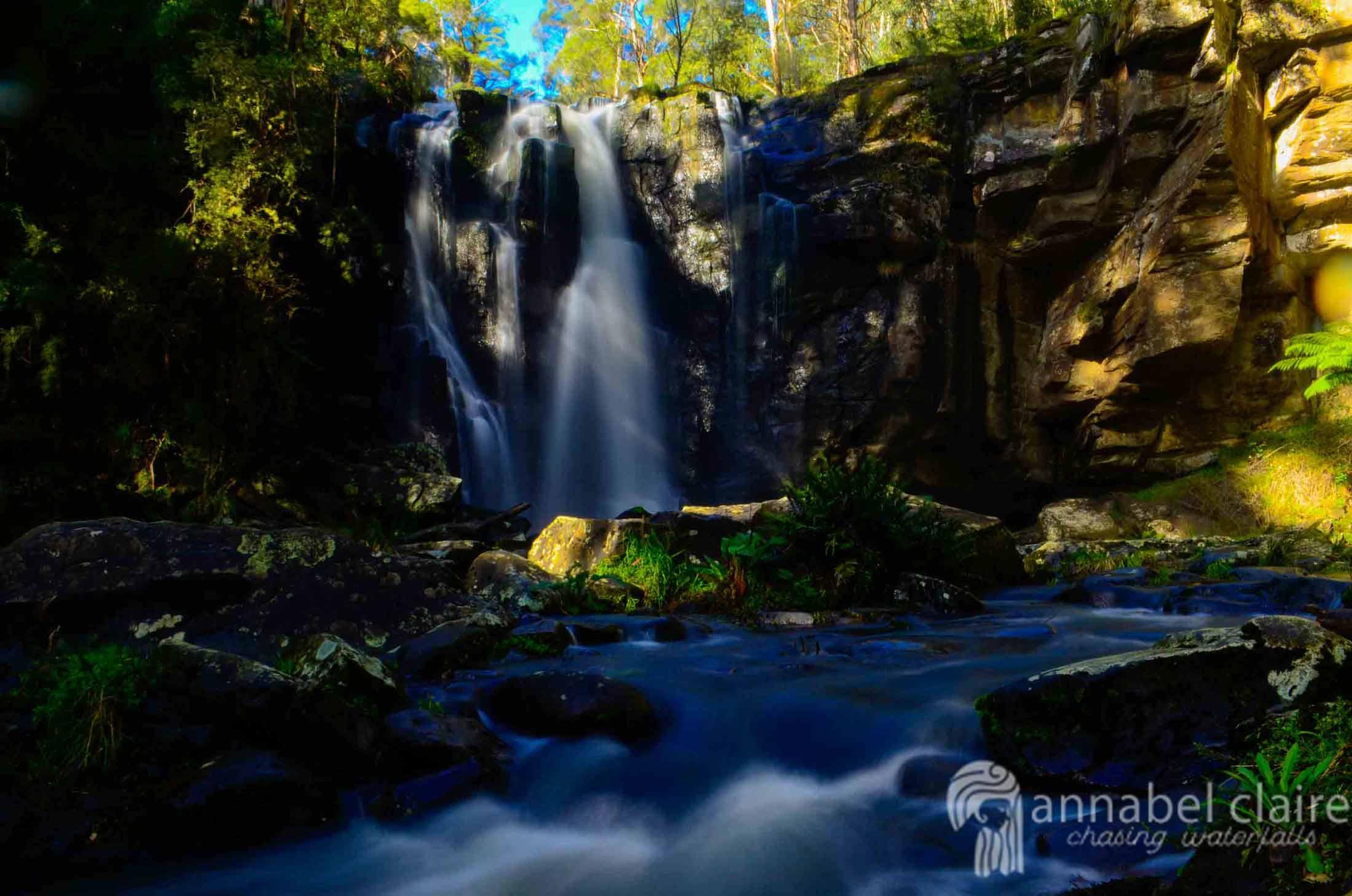 Phantom Falls taken during Chasing Waterfalls trip to Lorne, Victoria