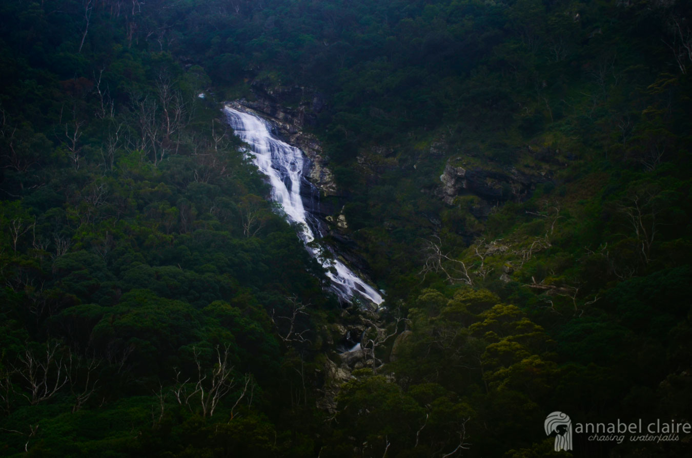Carisbrook Falls visited during Chasing Waterfalls trip in Lorne